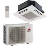 Сплит система кассетная Mitsubishi Electric  PLA-RP50BA/SUZ-KA50VA Mr.Slim Standard Inverter
